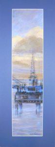 Landauer Art Oil energy fusion of original and digitial 1292x3415 1292x3415