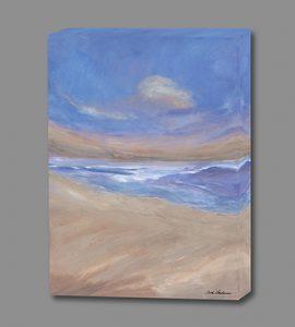Landauer Art giclee canvas wrap beachscape