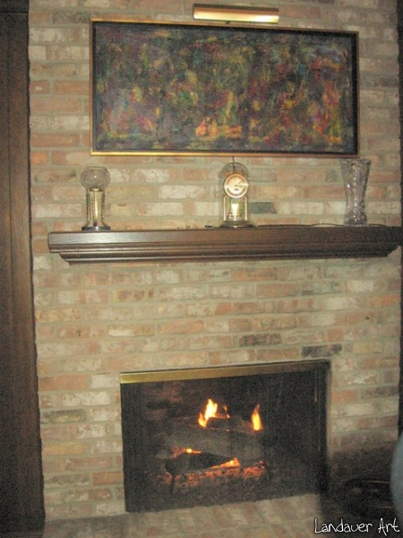 Fireplace art (3)