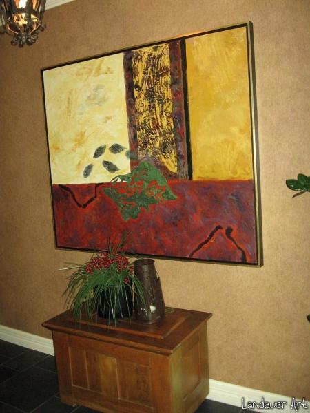 Hallway art (3)