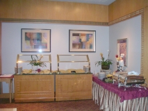 Omni Hotel art show