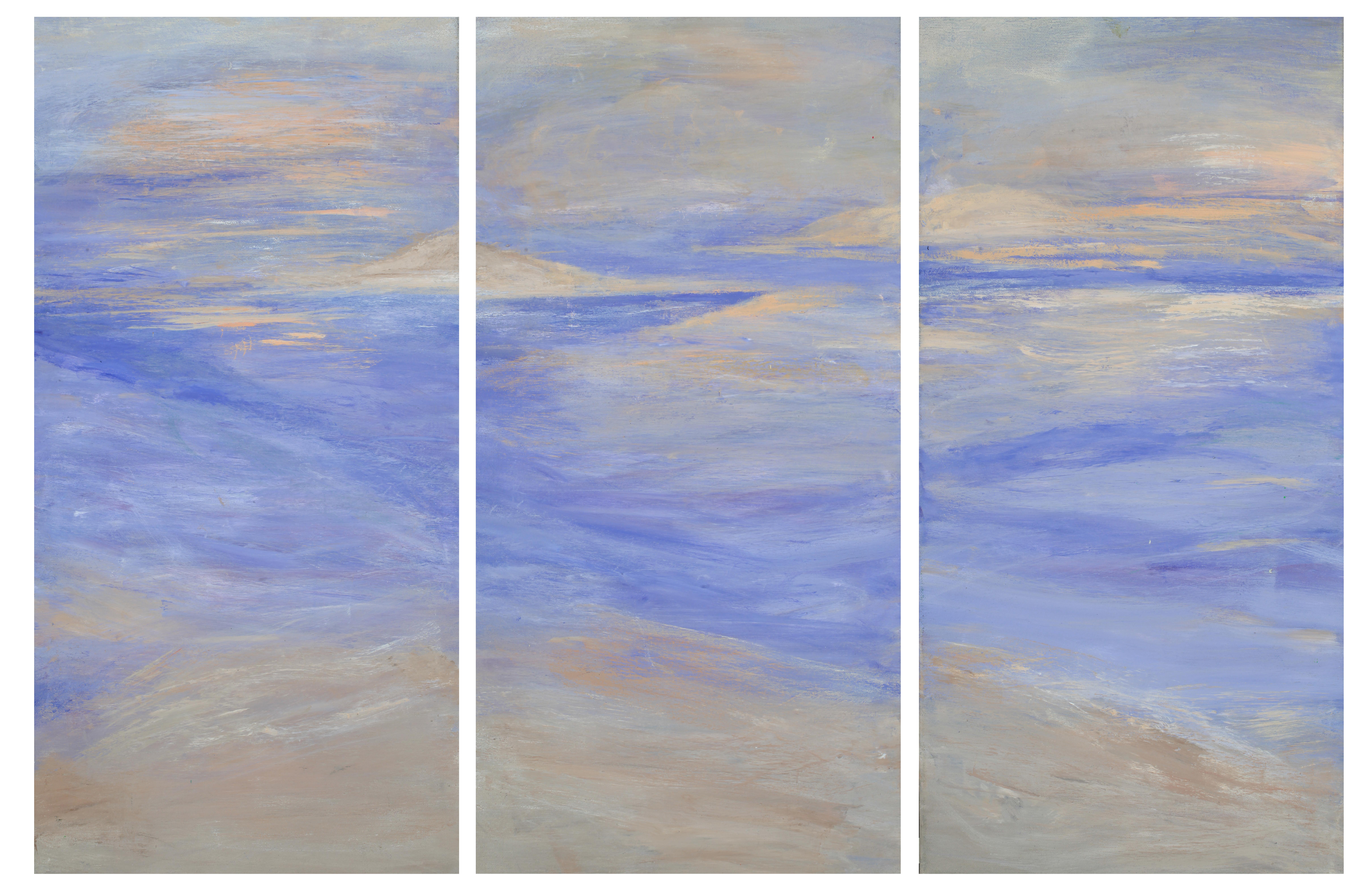 sandbars-triptych