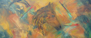susies-abstract-horse